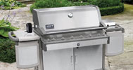 Outdoor Barbecues Grills
